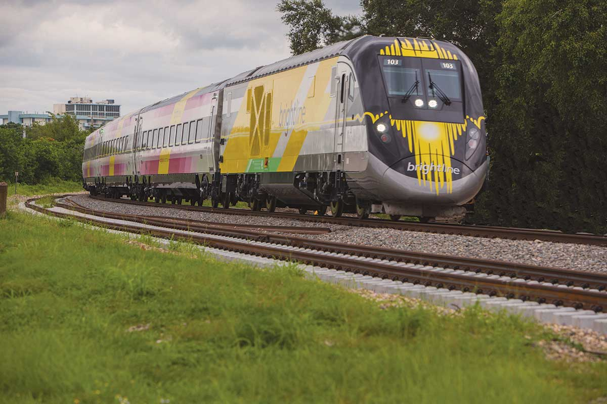 Brightline rail service bonds get noninvestment grade