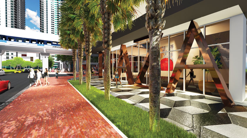 Mixed-use Miami Plaza tower moves ahead to join two others