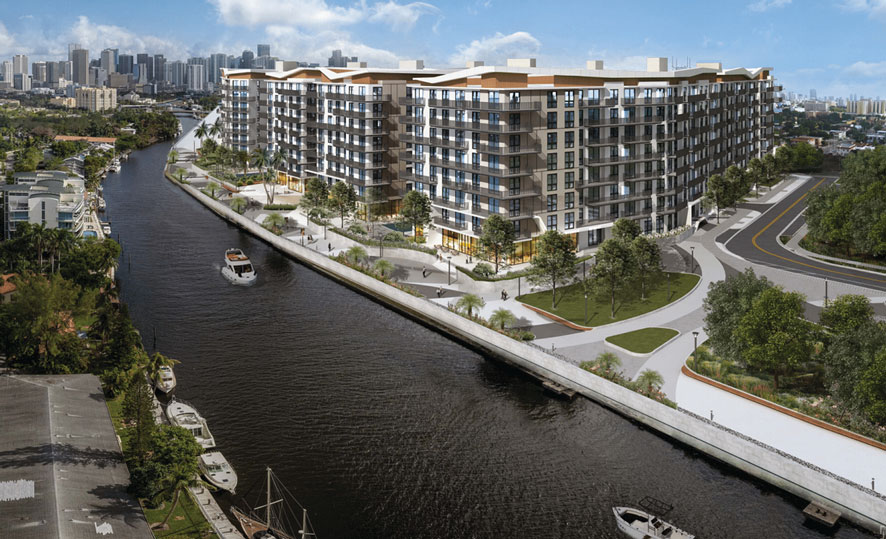 Board OKs 688 Little Havana rentals on Miami River