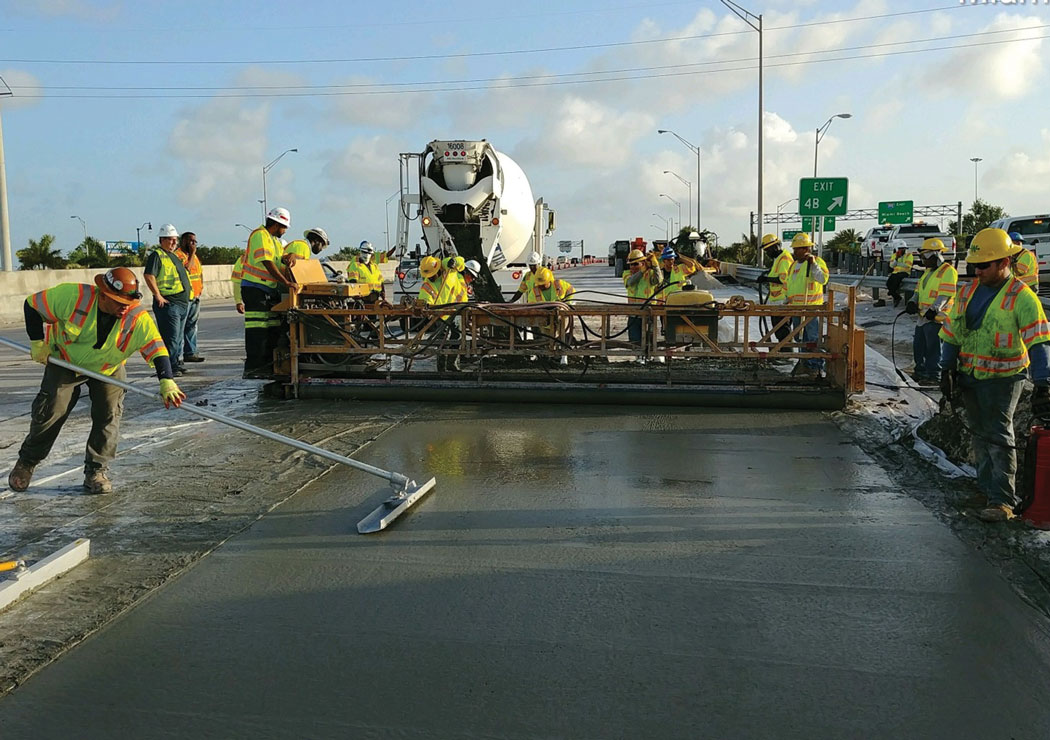 Four Florida Department of Transportation projects nearly done