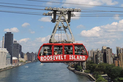 New York S Roosevelt Island Tramway Is The Only Profitable Us Public Transit System