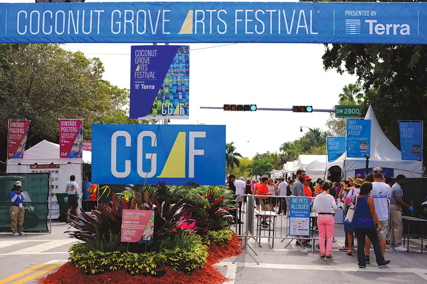 Coconut Grove Arts Festival shifts away from carnival features