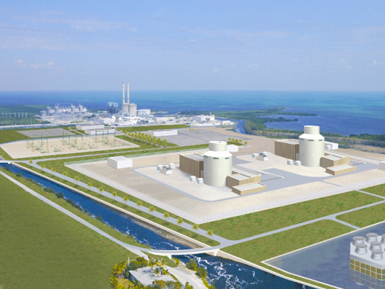 Economics shelves FPL nuclear units at Turkey Point