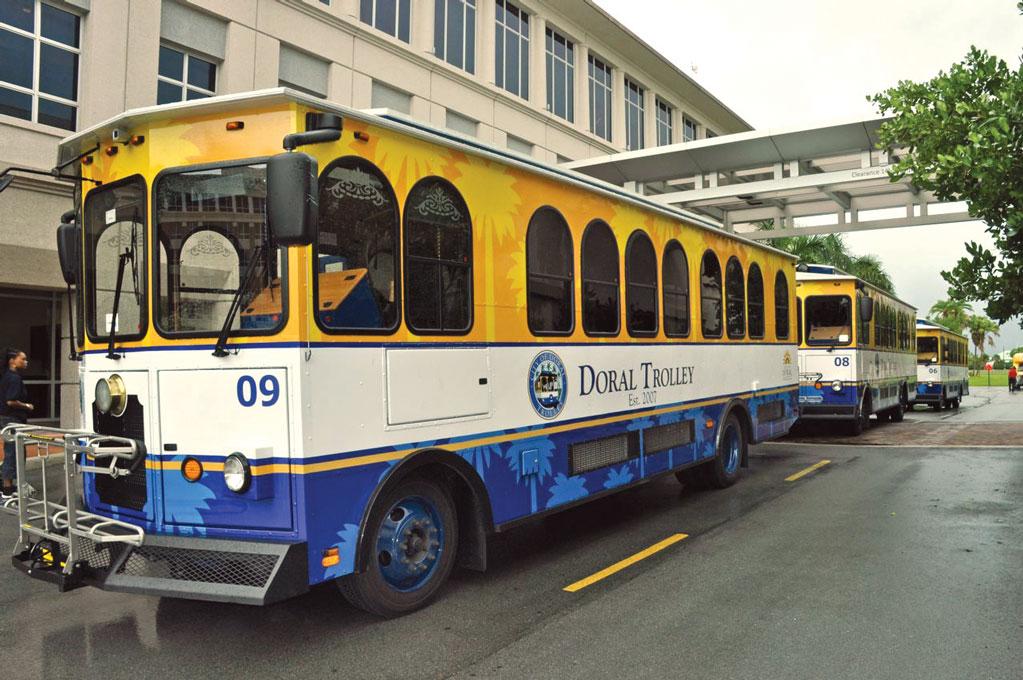 Fare-free municipal and county circulators a transit patch
