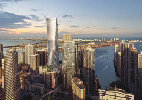 92- to 100-story downtown tower work to begin next year
