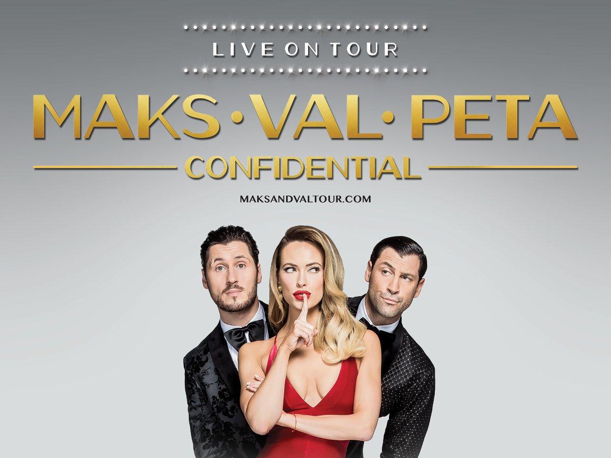 Maks, Val & Peta Live on Tour