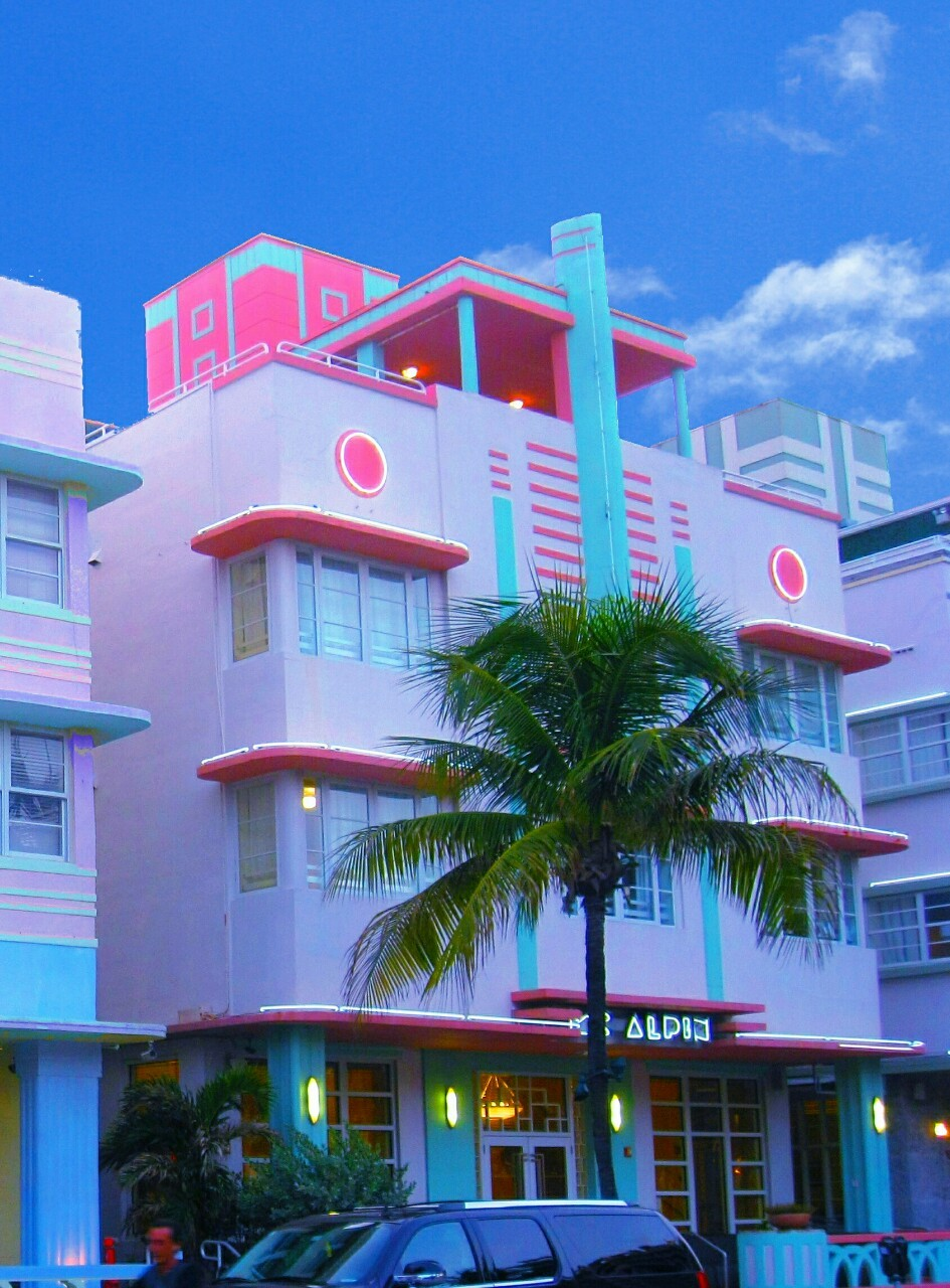 Art Deco Walking Tour