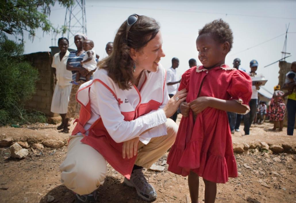 100 Years of Humanitarian Partnership