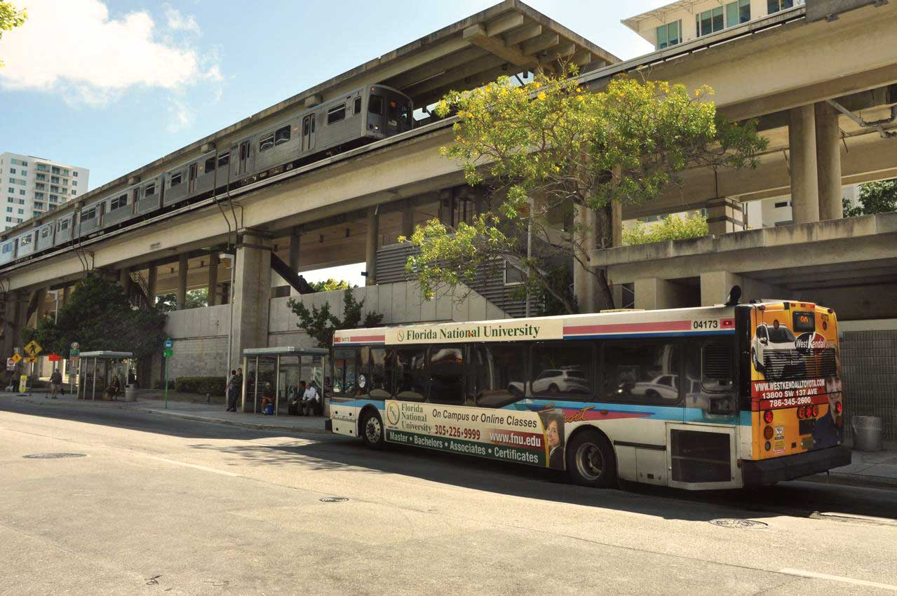 36-month miami-dade transit rider loss worsens - miami today