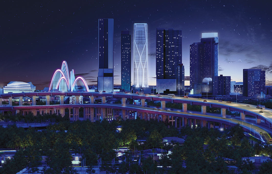 Dolphin Expressway getting double-decker elevated Viaduct