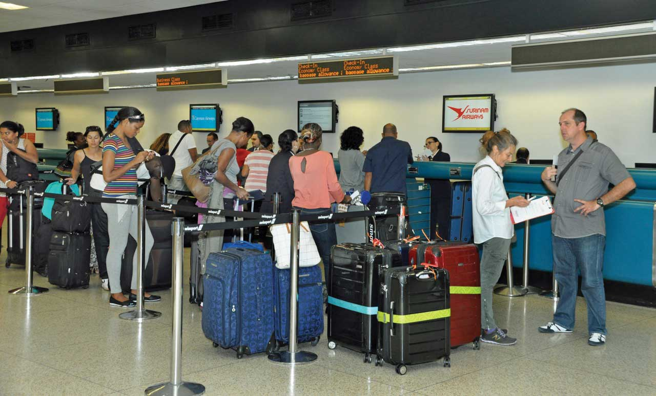 International travel up 5% through Miami International Airport