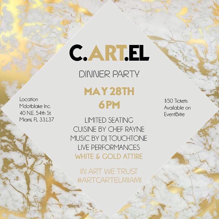C.ART.El Dinner