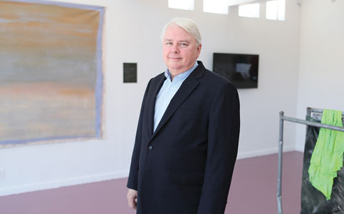 Dennis Scholl: Supporting local visual artists at ArtCenter South Florida