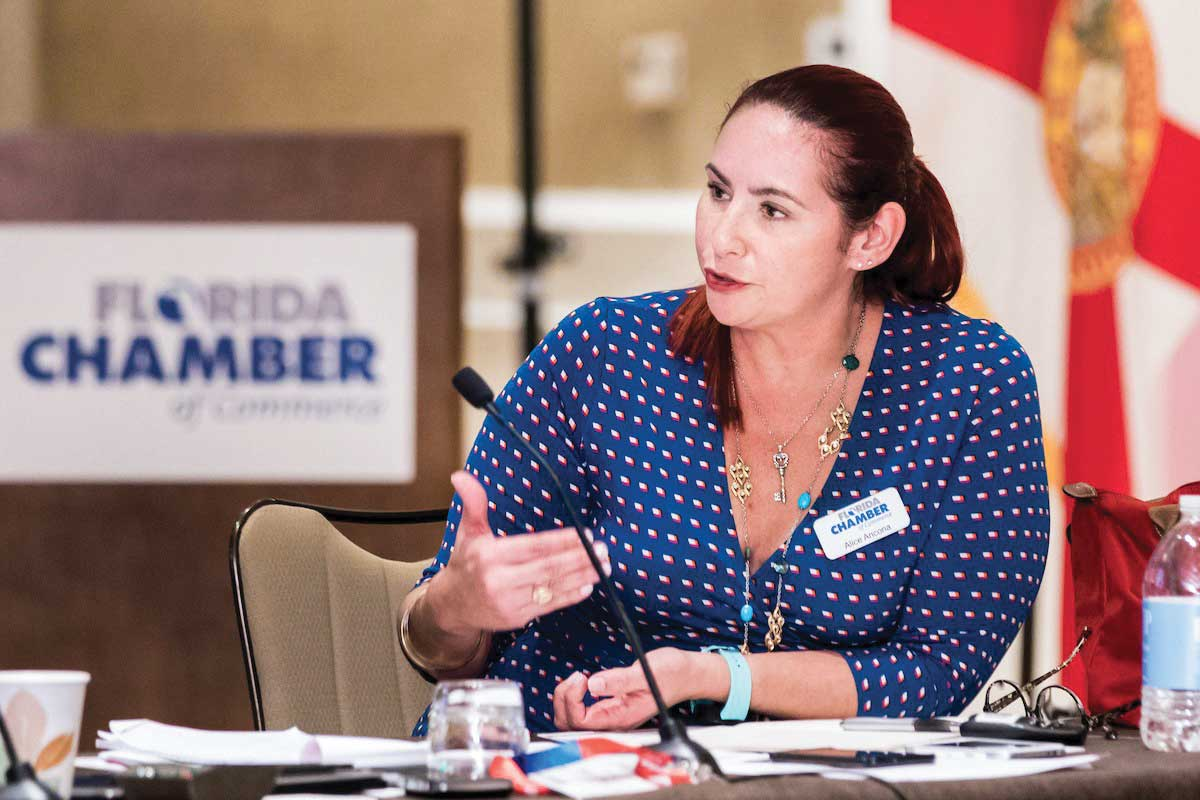 Florida Chamber Foundation's trade office here aims to build economy