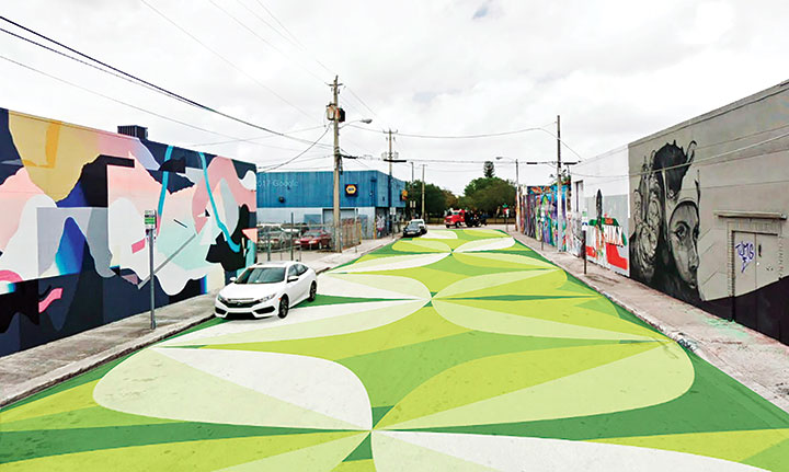 Four-block stretch in Wynwood to become a street mural