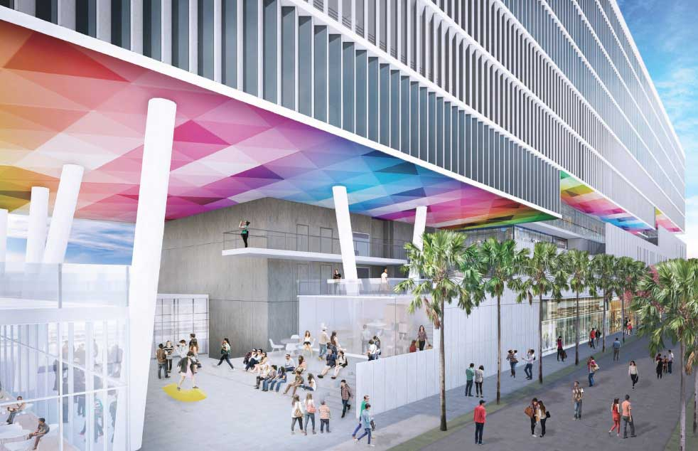 Mixed-use Wynwood office building 'Forum' gets a city thumbs-up