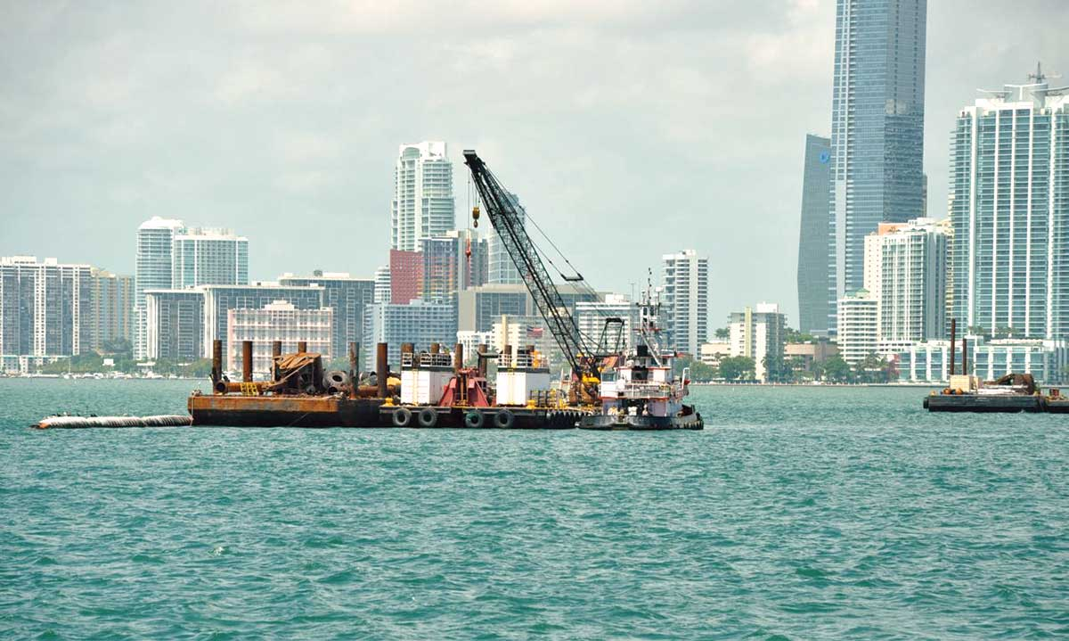 County OKs funding most of study for dredging to add PortMiami capabilities