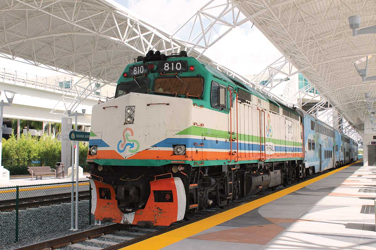 Tri-Rail targets third quarter 2019 runs to downtown Miami