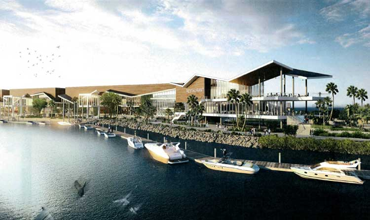 Long-awaited plan for marinas on Virginia Key moving fast