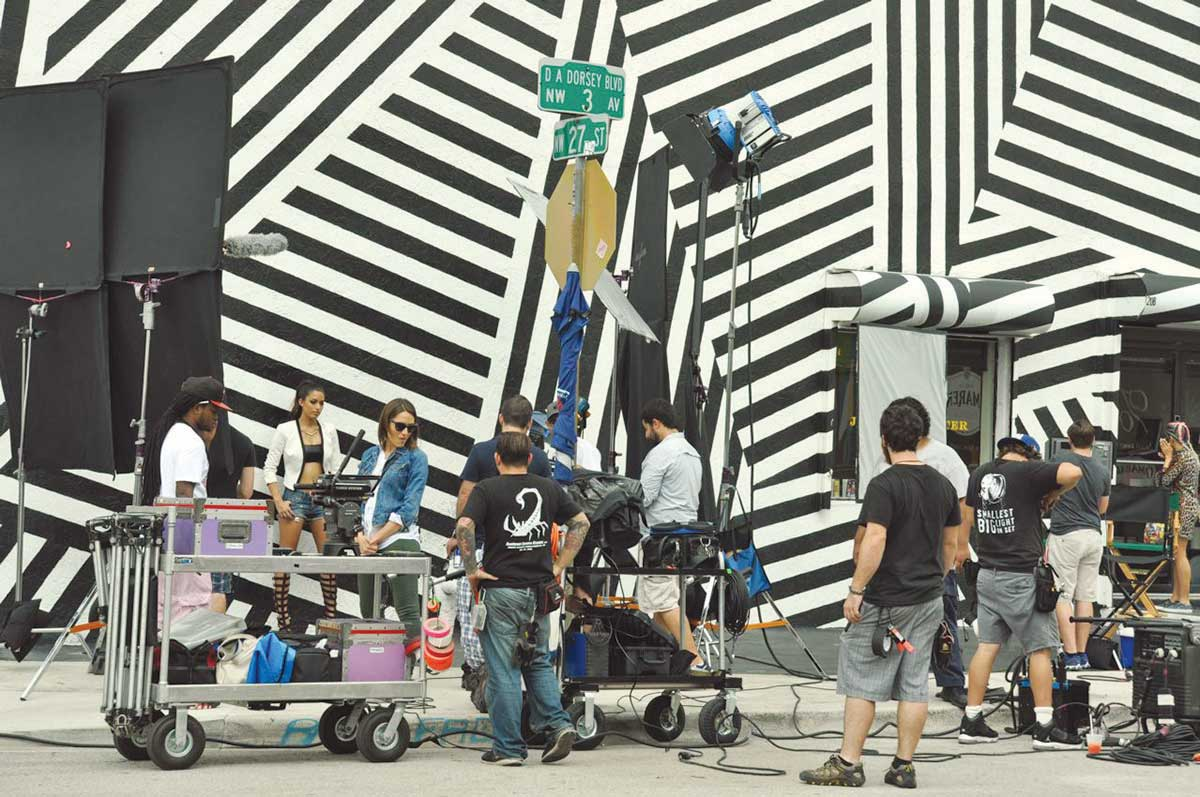 Three film projects may get business rolling again in Miami