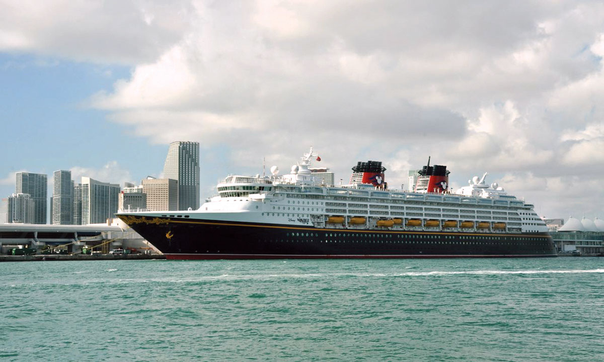 Disney Cruise Line to base two new huge ships in Miami