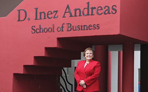 Joan Phillips: Barry University business dean targets hottest majors
