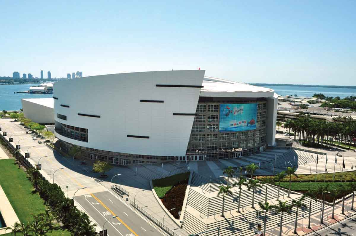 County chases new sponsor for what's now AmericanAirlines Arena