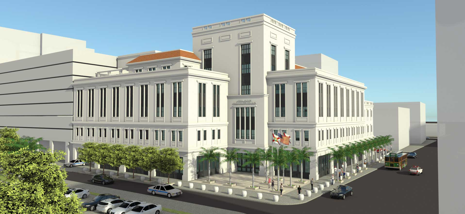 Price tag due for Coral Gables public safety building