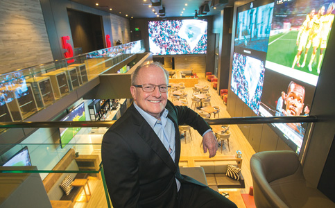 José Leonardo Martí: Growing Mexico's Miami-based CMX Cinemas chain