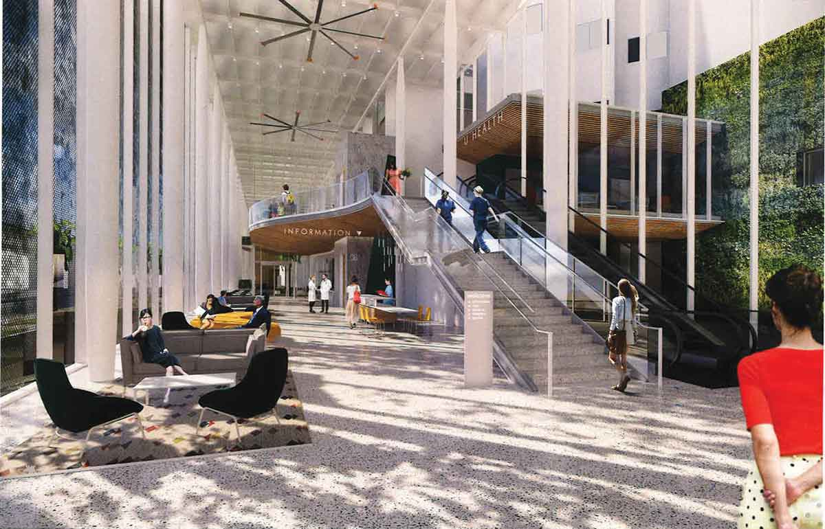 University of Miami UHealth tower due major renovations