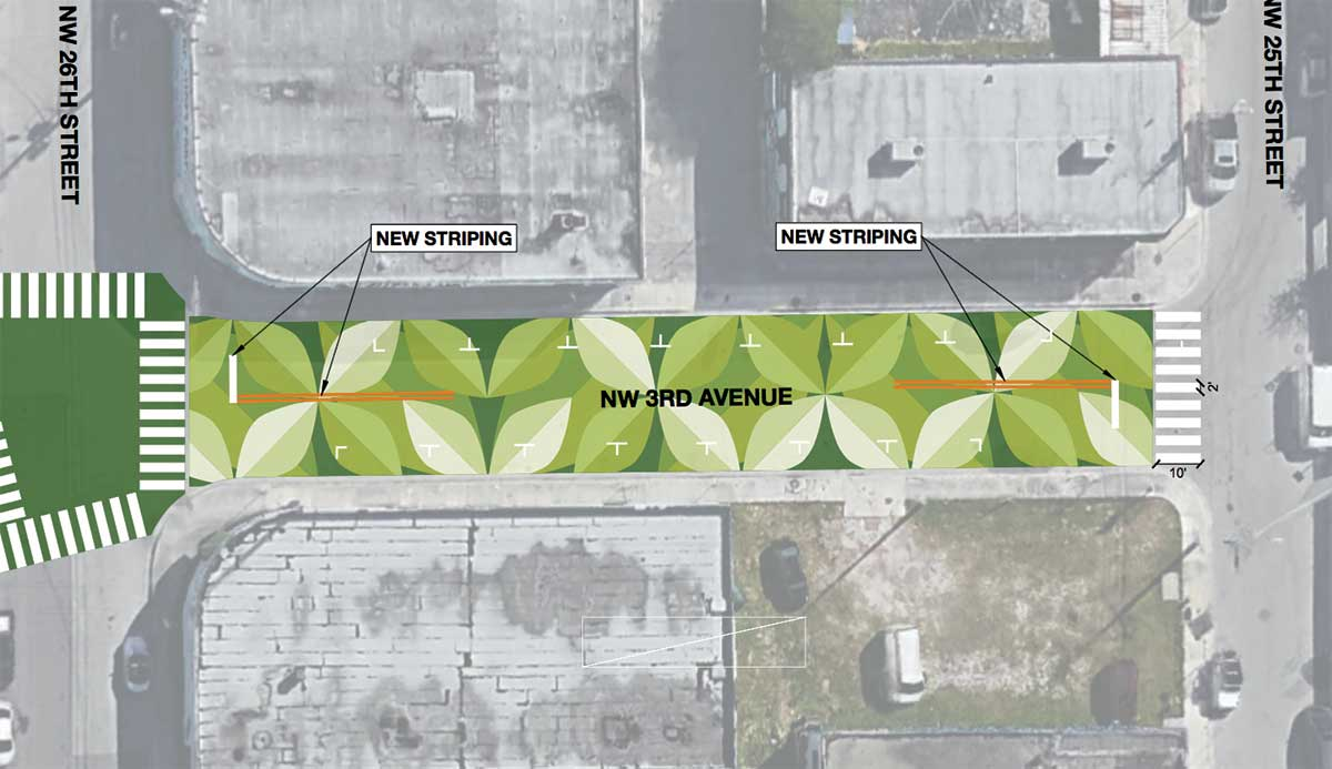 Four-block-long street mural coming to Wynwood