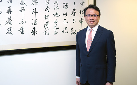 David K.C. Chien: Represents economic, cultural interest of Taiwan here