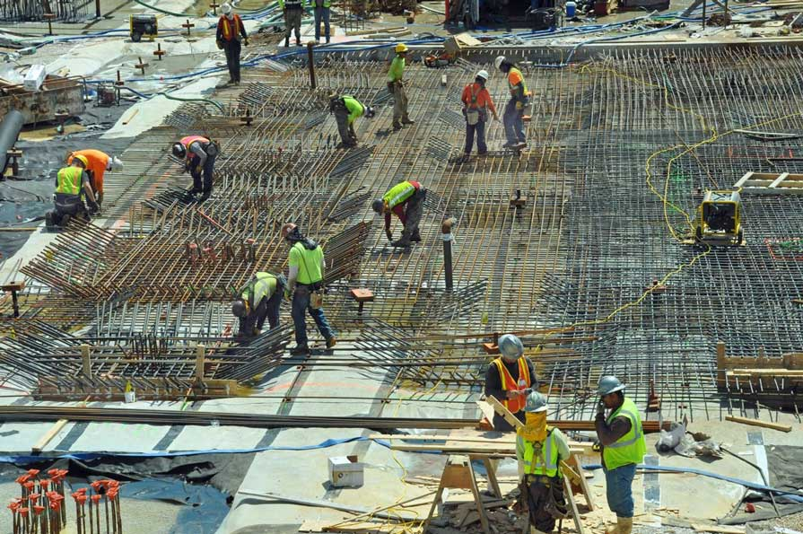 Miami-Dade jobs shoot skyward, led by construction