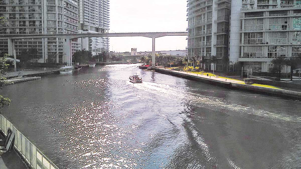 Miami's first rules on sea level rise target raised structures