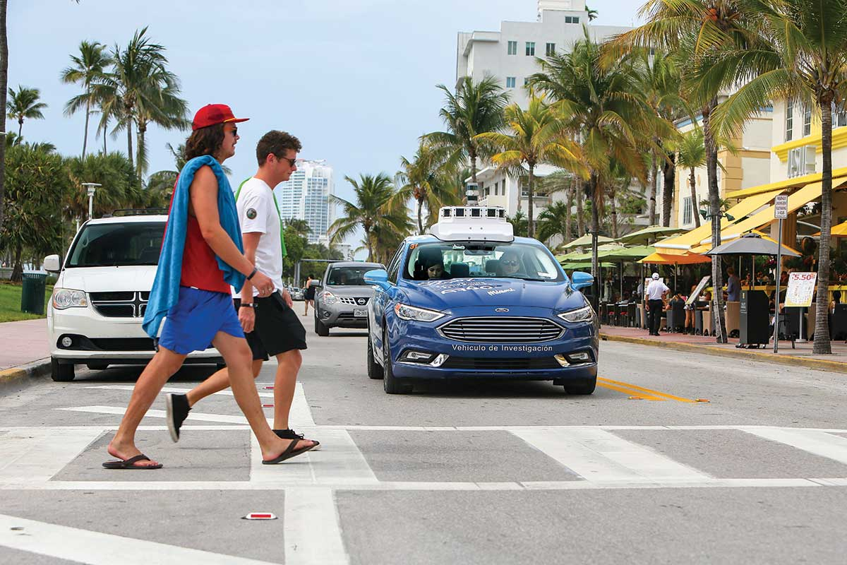 Miamians may get to test Ford Motor Co. autonomous cars