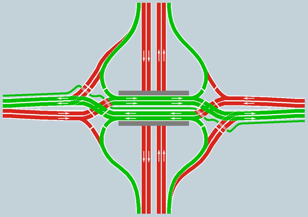 Miami-Dade Expressway Authority to upgrade diverging diamond