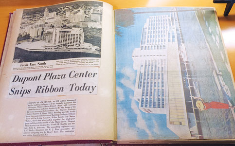 A 1958 scrapbook illustrates today's infrastructure gaps