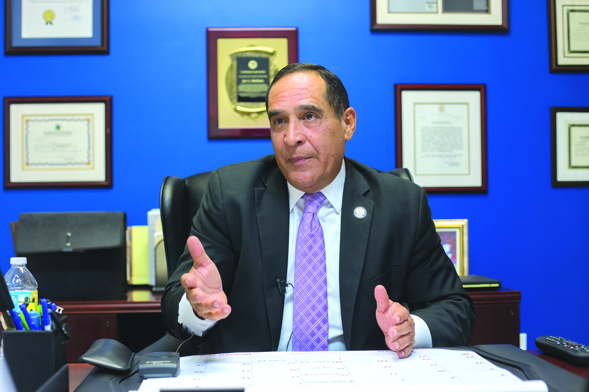 Joe Martinez: Commissioner puts housing atop list of urgent problems