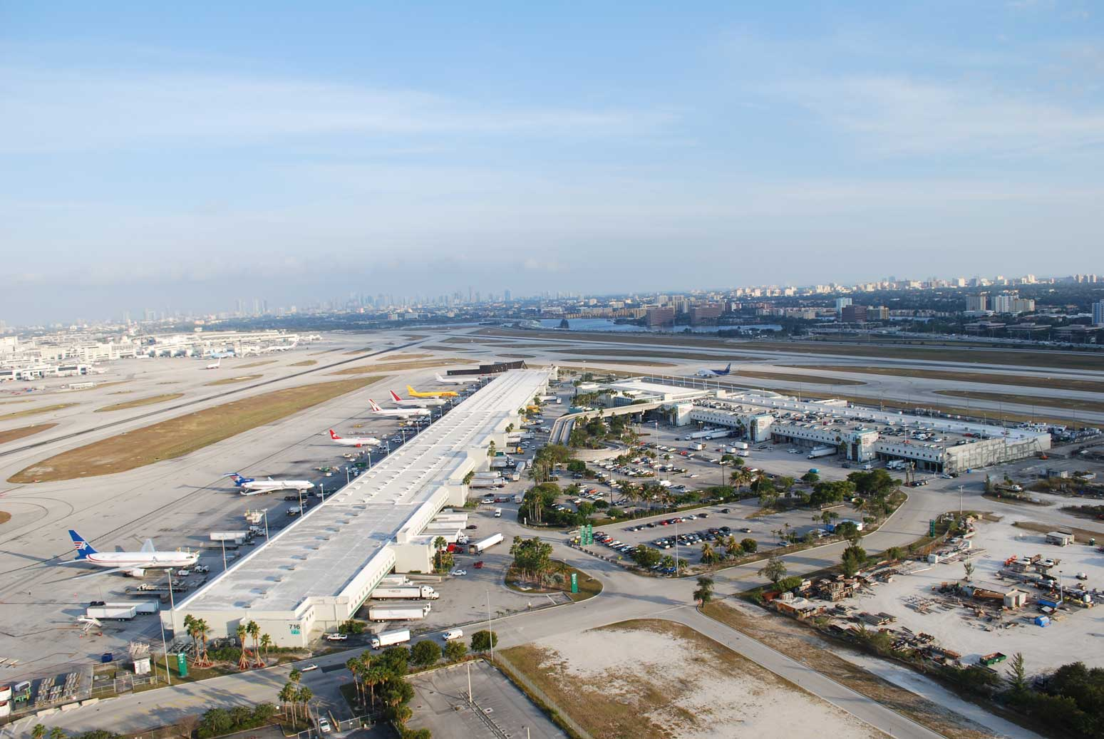 Miami International Airport  joins Brazil's post office to aid e-commerce
