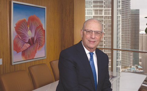 Steven Sonberg: Steers fast-growing Holland & Knight amid legal changes