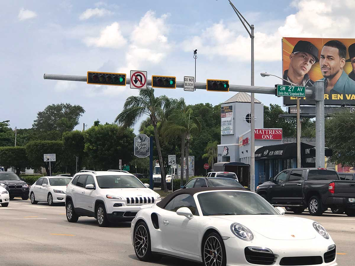 Technology to enhance traffic flow on Miami-Dade radar