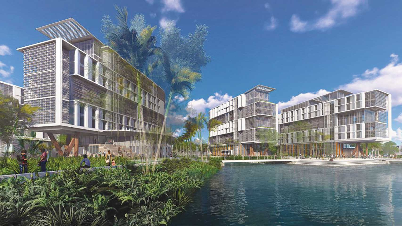 University of Miami unveils residence complex plan