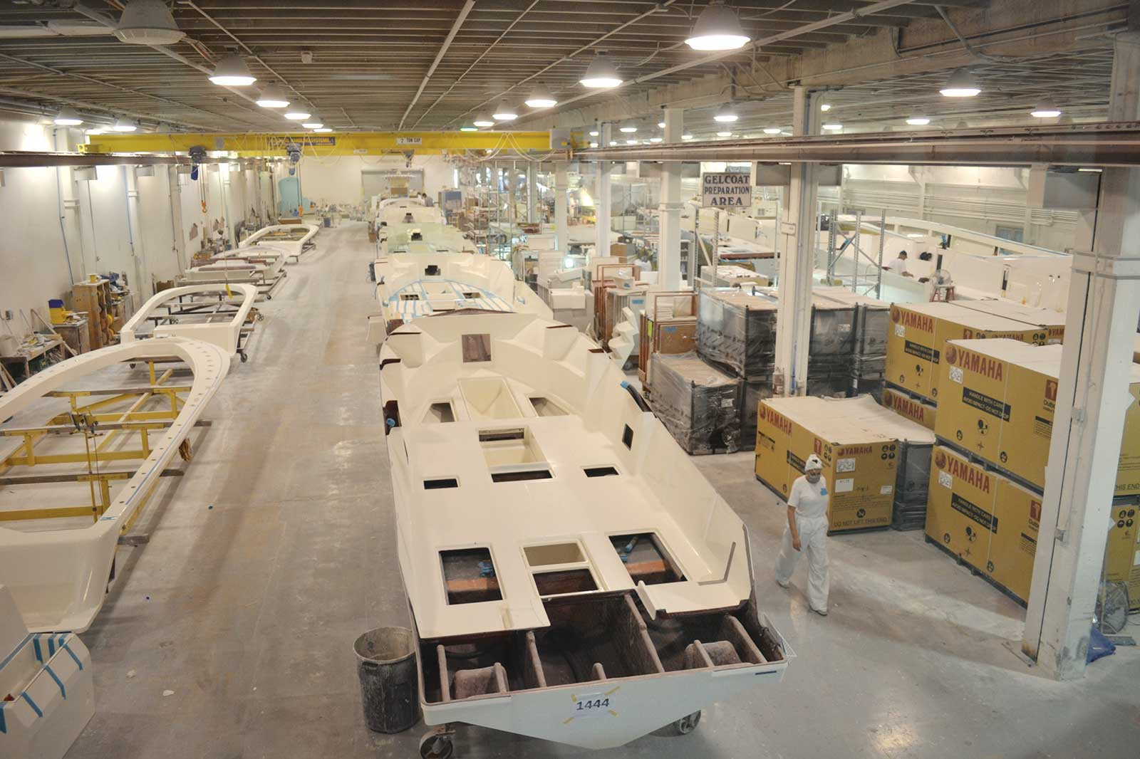 SeaVee Boats preparing to double manufacturing space