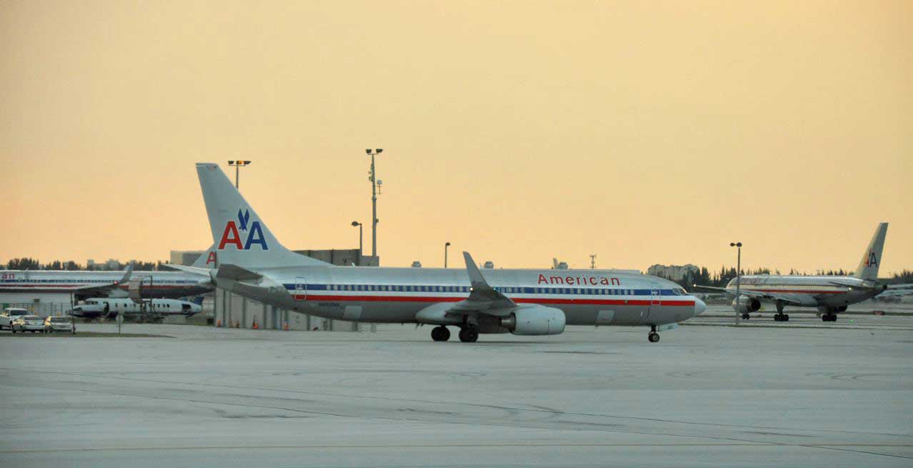 American Airlines club deal nets county $80 million