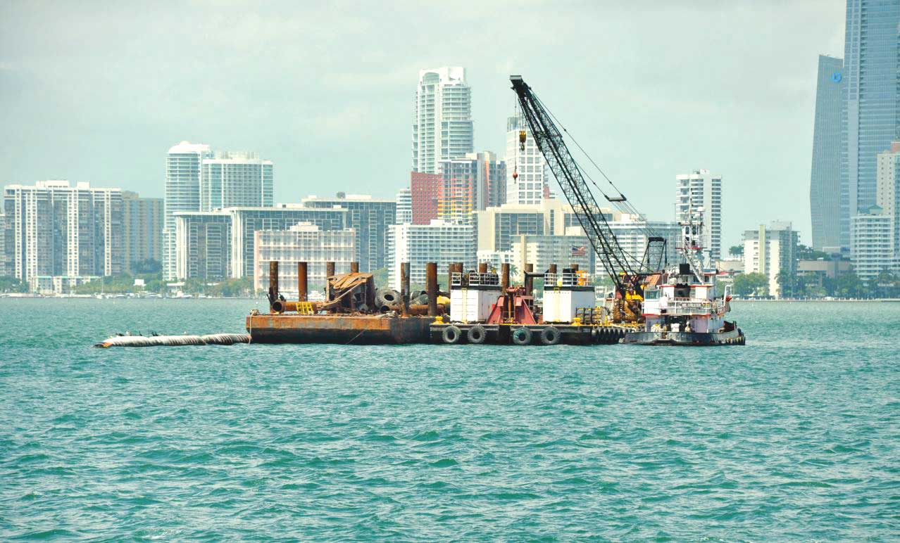 PortMiami dredging hinges on Army Engineers test simulation
