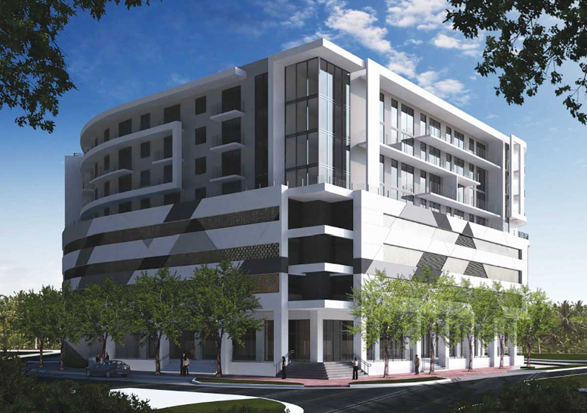 Health District apartment project allowed to shrink