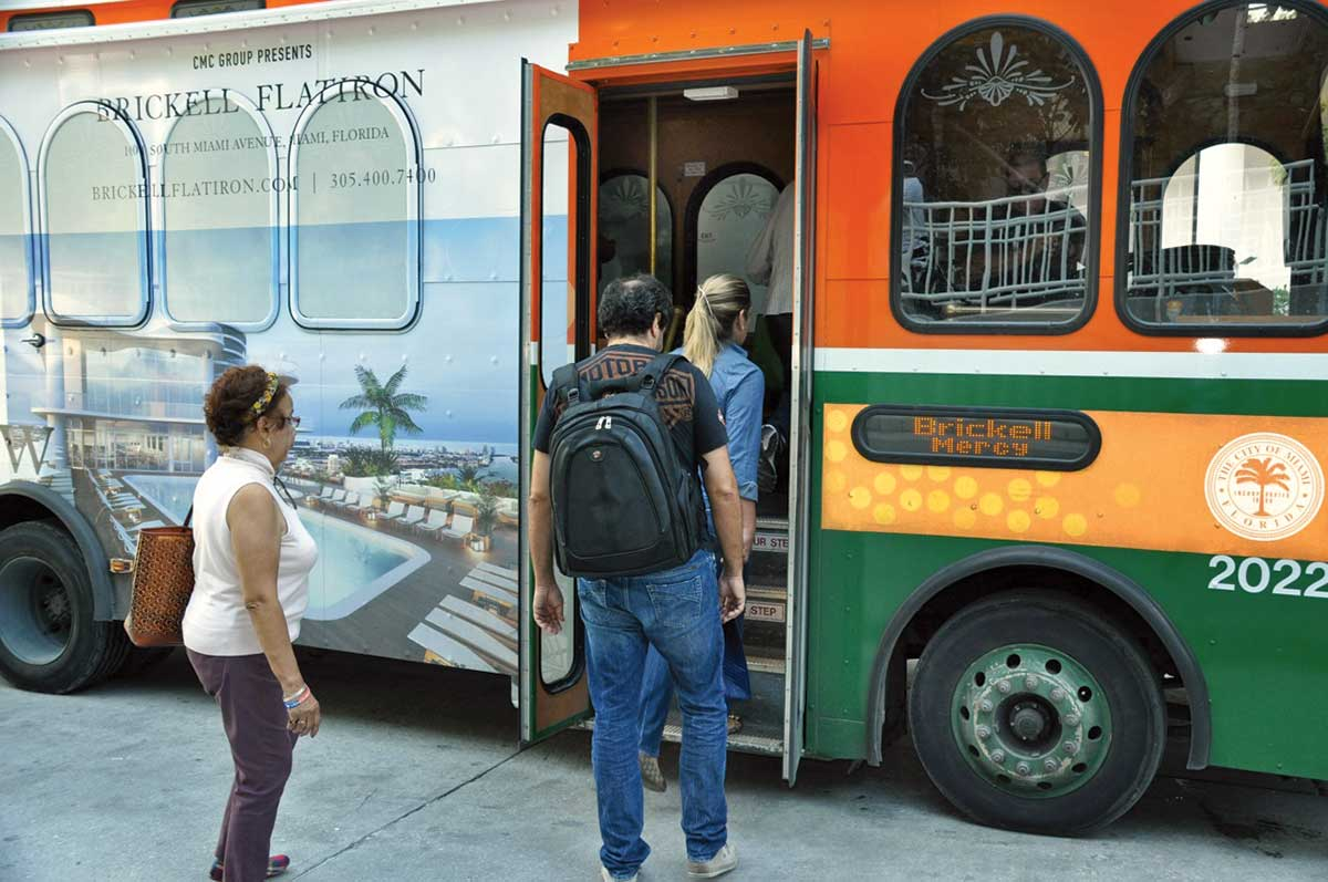 Liberty City Trolley plan would cut into Brickell route