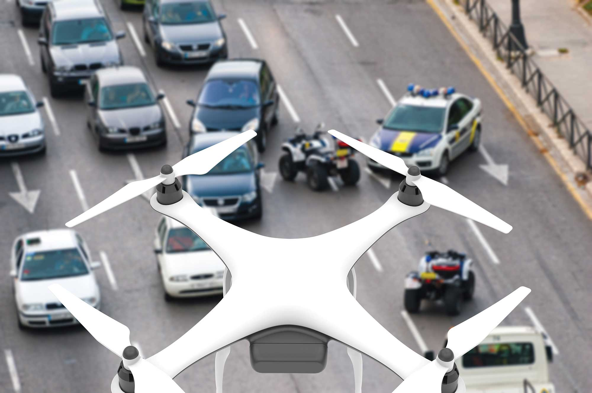 County backs bill to expand police use of drones