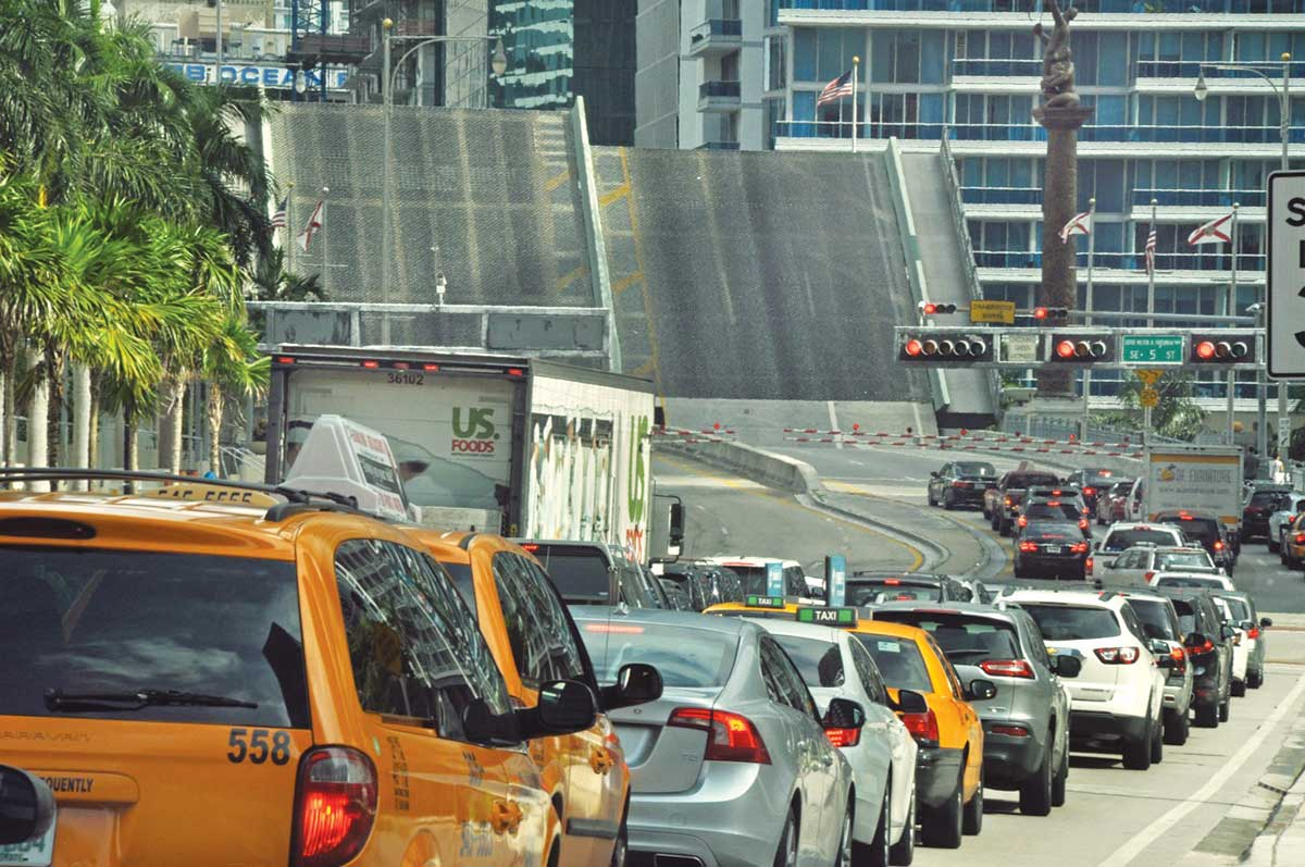 Brickell Avenue Bridge hours change may be permanent
