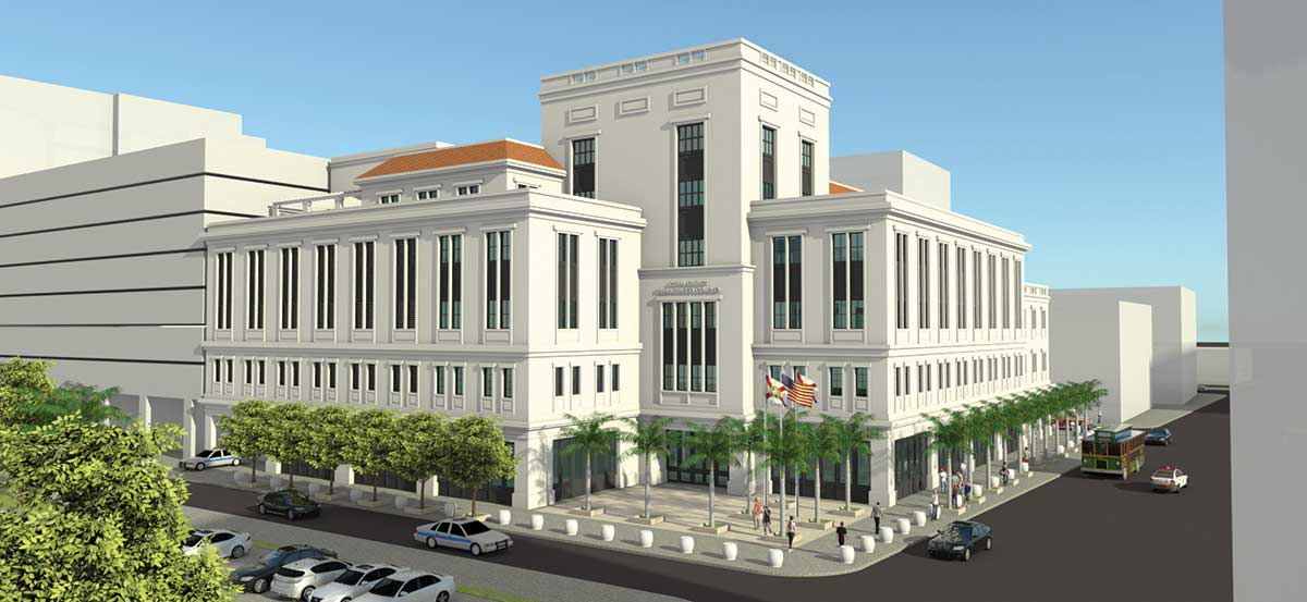 Coral Gables public safety building a fast build